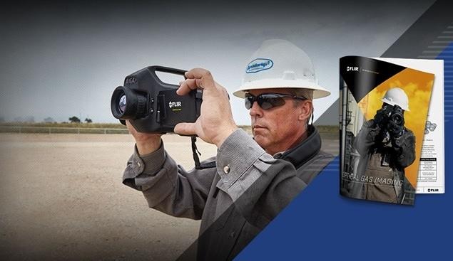 Exchangeable Lens OGI Cameras Enhance Leak Detection