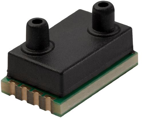HTD series – digital differential pressure sensors