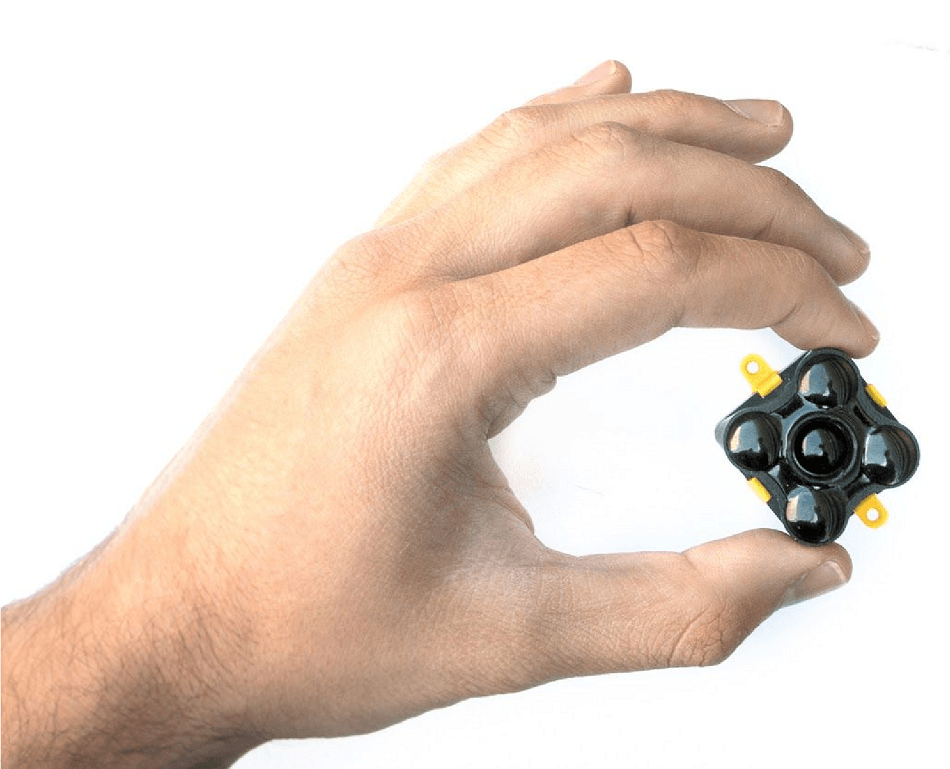 Terabee Launches 9 Gram LED Distance Sensor with a 60 Meter Range!