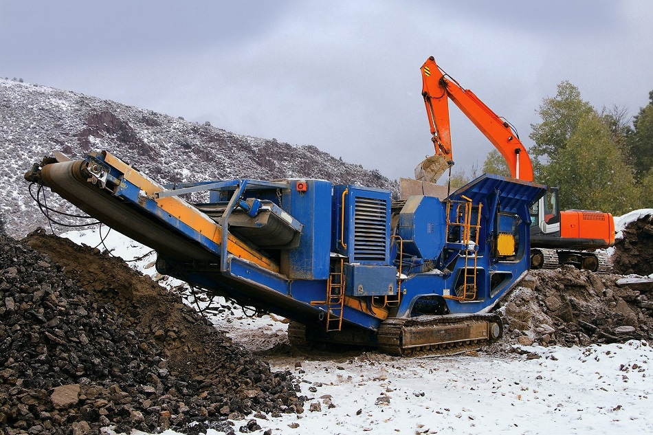 Monitoring Oil Flow to Critical Bearings in Heavy Machinery