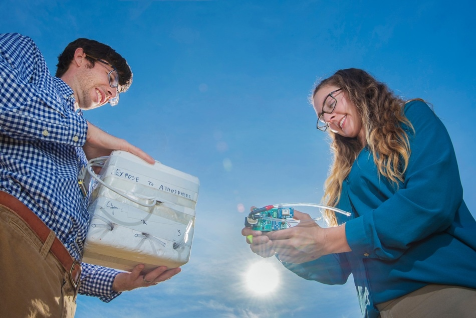 Flying Balloon-Borne Infrasound Sensors Could Help Detect Explosions