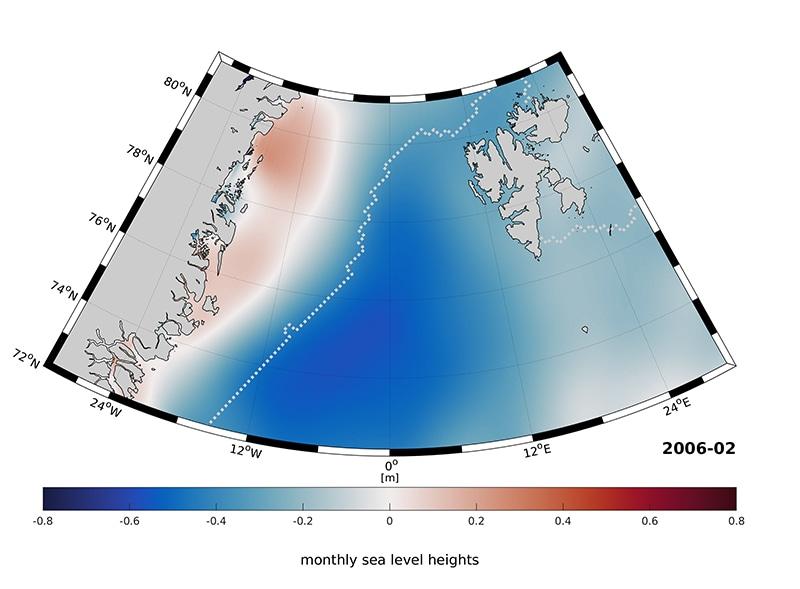 "Virtual ""Contact Lens"" for Radar Satellites Improves Sea Level Measurements"