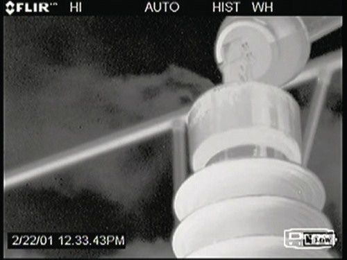 Electrical Power Industry Invests In OGI Camera Technology