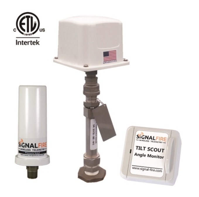 SignalFire Wireless Telemetry Offers the Industry's First  Class1 Division 1 Wireless Tilt Sensor & Inclinometer