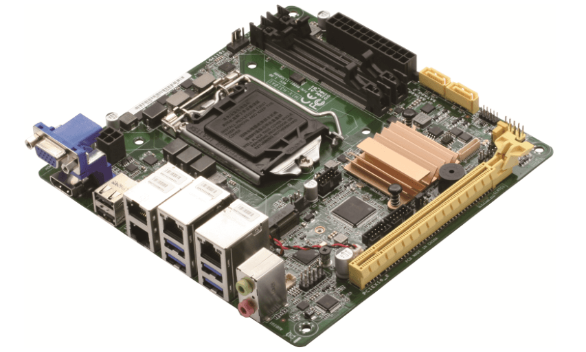 MIX-H310A1: Powering Your Vision for Industry 4.0