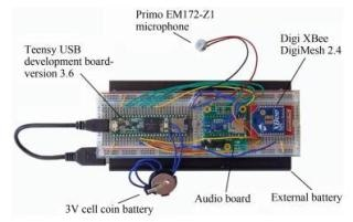 Less Expensive Solution for Audio Recorder that Records Sounds of Ecosystems