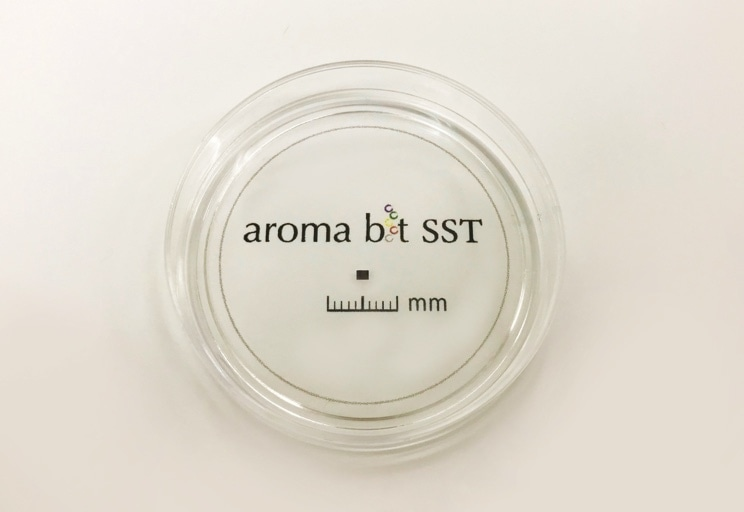 Aroma Bit to Develop Ultra-Compact Silicon CMOS-Based Smell Sensor