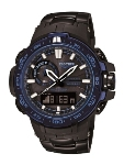 Casio Debuts PRO TREK Timepiece with Triple Sensor Version 3 Technology