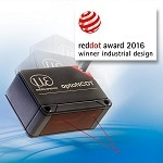 Micro-Epsilon Receives Red Dot Award for Laser Triangulation Sensor