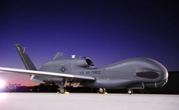 Northrop Grumman Successfully Tests Synoptic Sensor on Global Hawk UAS