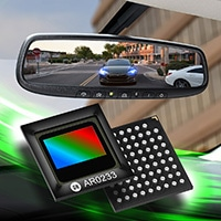 ON Semiconductor Launches a New CMOS Image Sensor Platform