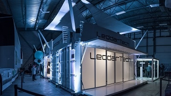 LeddarTech to Showcase the First 3D Solid-State LiDAR IC for Autonomous Driving at CES 2018