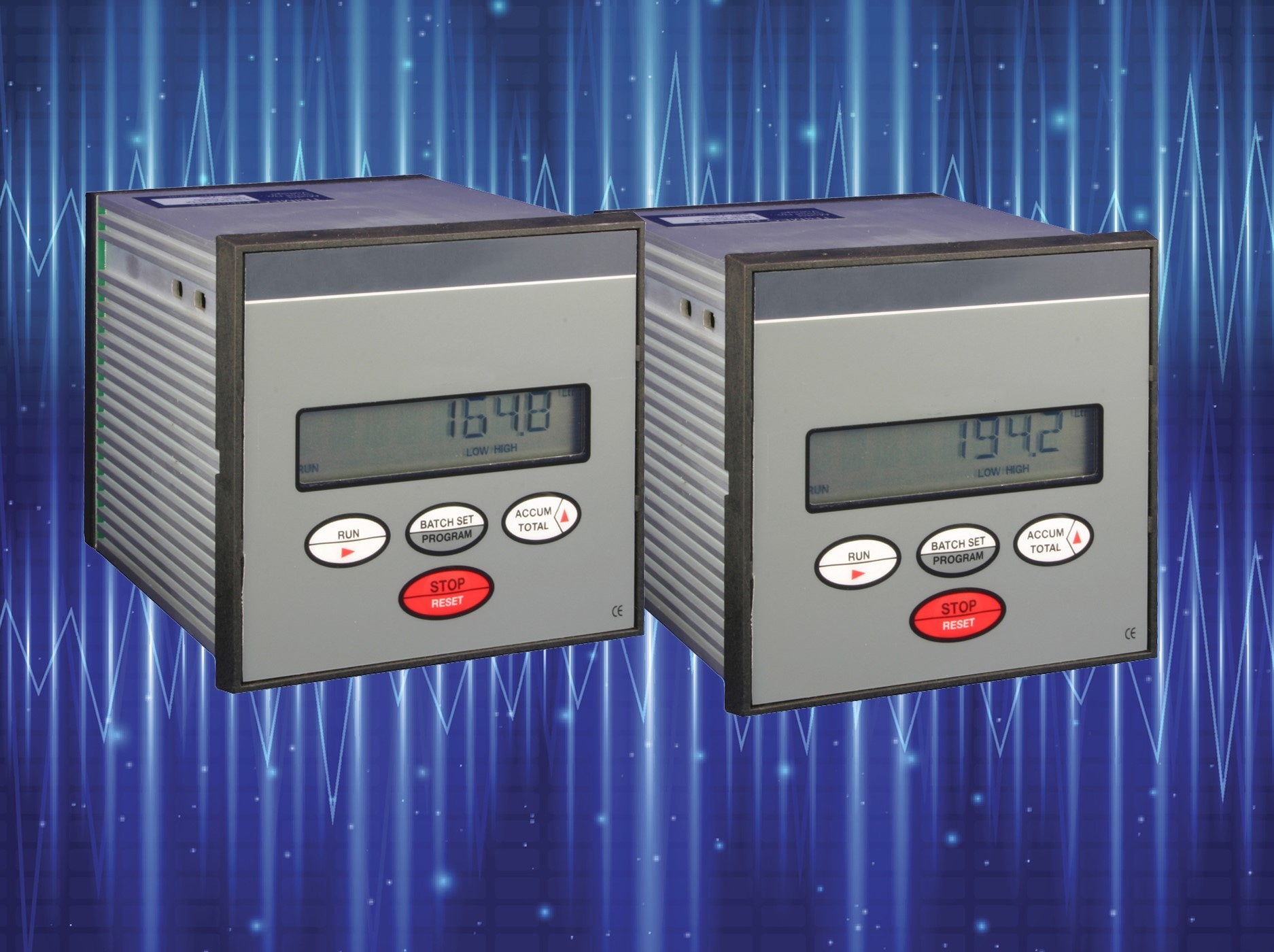 Batch Controller for Flowmeters