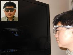 4D Goggles Allow Wearers to be Physically 'Touched'