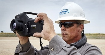 FLIR Systems Receive Innovation Award for Methane Detecting Cameras