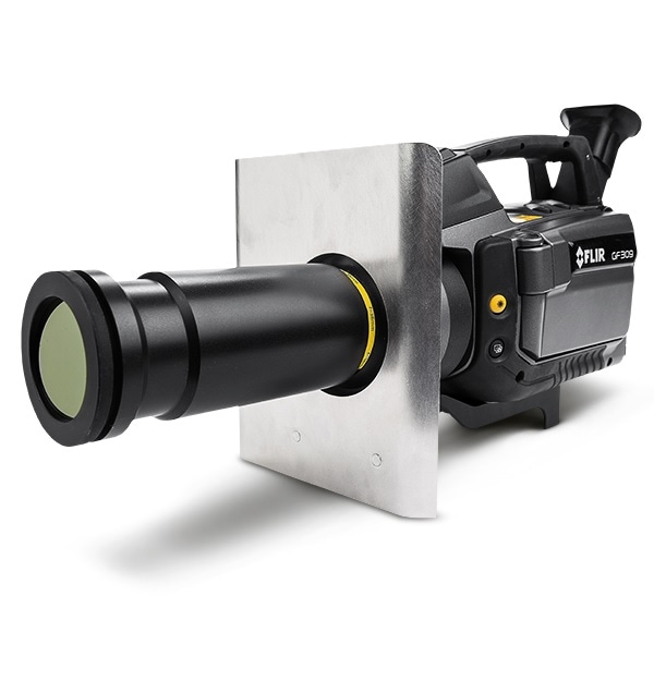FLIR Thermal Imager for High Temperature Measurements