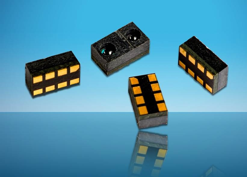 Reflective Optical Sensor Provides Robust Reliability and Versatility along with Market Leading Ambient Light Immunity