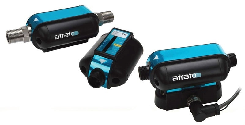 Clean Bore Ultrasonic Flowmeters for Lab Experiments