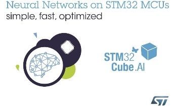 STMicroelectronics Drives AI to Edge and Node Embedded Devices with STM32 Neural-Network Developer Toolbox