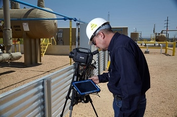 Quantifying Methane Leaks & Flares from Oil & Gas Operations