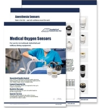 Analytical Industries Inc Medical Oxygen Sensors – Download the New Guide Now