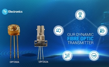 Fibre-Optic Transmitters Engineered for Shorter Lead Times from TT Electronics Optek