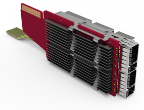 Molex QSFP-DD BiPass Thermal Cooling Configuration Provides Next- Generation Solutions