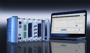 Kistler will be Showing Kidaq, a Unique, Modular Data Acquisition System at Sensors & Instrumentation Live