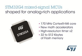STMicroelectronics : Quotes, Address, Contact