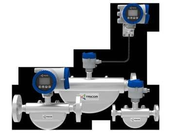 TRICOR PRO Plus Coriolis Mass Flow Meters Offer Compact and High-Performance Flow Measurement Solution for Sensitive Environments