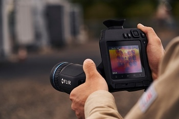 Thermal Camera Streamlines Industrial Inspections