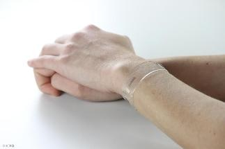 New Graphene-Enabled Wearable Health Monitors