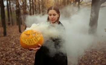 CO2 Safety for Halloween Special Effects and Dry Ice Experiments