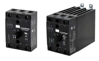 Sensata Technologies Launches New Compact, 3-Phase DR67 and PM67 Solid State Relays for Industrial Power Supplies