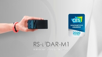 RoboSense Wins CES 2020 Innovation Award for Autonomous Vehicle Technology