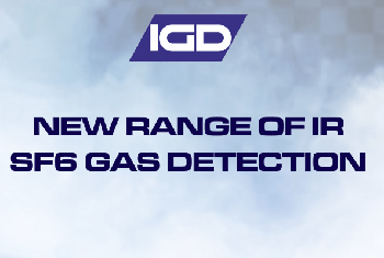 New SF6 Gas Detection Capability