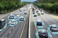Automated System to Allow Cars to Spot Traffic, Pedestrians Around Corners