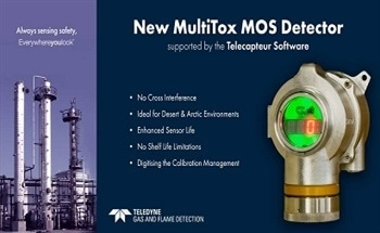 Introducing the New MultiTox MOS Detector for H2S Detection in Desert and Arctic Environments