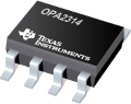 Texas Instruments Introduces Low-Power, Low-Noise Operational Amplifier