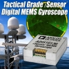 Analog Devices Launch Tactical Grade Digital MEMS Gyroscope