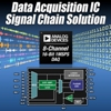 Analog Devices Introduces Highly Integrated Data Acquisition IC