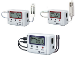 Upgraded Temperature and Humidity Dataloggers by CAS DataLoggers