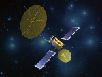 First Secure Data and Voice Call Made using Lockheed Martin's MUOS On-Orbit Satellite
