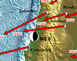 Chilean Earthquake Moves Concepcion 3 Meters