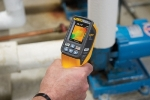 Fluke VT02 Visual IR Thermometer Enables Quick Visual Inspection of HVAC/R Systems