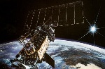 Weather Satellite for DMSP Program Delivered to Vandenberg Air Force Base