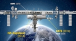 NASA Launches Ocean Winds Sensor to the International Space Station