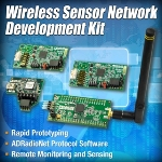 Analog Devices Launches Comprehensive Wireless Sensor Development Kits