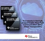 Texas Instruments Introduces Flexible High Frequency 13.56 MHz Sensor Transponder Family