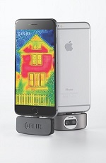 FLIR Systems Introduce the New FLIR ONE Thermal Imaging Camera for Smartphones and Tablets
